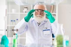 Scientist stock images