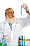 Scientist in lab Stock Photography