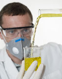 Scientist at work 4 Royalty Free Stock Images