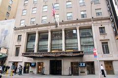 scientology церков стоковая фотография rf