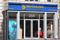 scientology Imagem de Stock Royalty Free