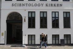 SCIENTOLOGY KIRKEN_CHURCH Στοκ Εικόνα