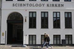 SCIENTOLOGY KIRKEN_CHURCH Στοκ φωτογραφίες με δικαίωμα ελεύθερης χρήσης