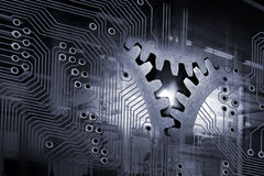 Scienza Fotografie Stock