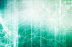 Scienza e tecnologia Immagine Stock Libera da Diritti