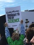 Scienza marzo Fotografie Stock Libere da Diritti