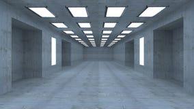 SCIFI-Architektur Lizenzfreie Stockbilder