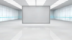 SCIFI-Innenraum Stockfotos