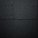 Scifi wall. metal wall and black carbon fiber. metal background. Scifi wall. metal wall and black carbon fiber. metal background and texture 3d illustration Stock Photos