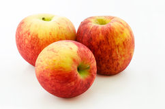 Scilate apple Royalty Free Stock Image