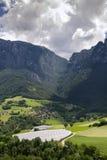 Sciliar (Tirol, Bolzano sul) imagens de stock