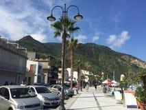 Scilla Италия Стоковое Фото