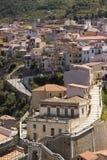 Scilla, Калабрия, Италия, Европа Стоковые Фото