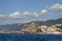 Scilla Calabria Royalty Free Stock Photography