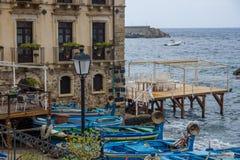 Scilla in Calabria Stock Images