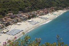 Scilla, Kalabrien, Italien, Europa lizenzfreie stockbilder