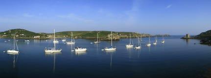 Scillies, Cornwall Anglia Zdjęcie Stock