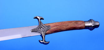 Scimitar Sword Royalty Free Stock Images