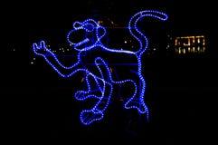 Scimmia del  di Ð Fotografia Stock