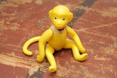 Scimmia dell'annata Fotografia Stock
