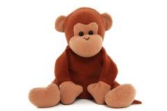 Scimmia farcita dei bambini Immagini Stock