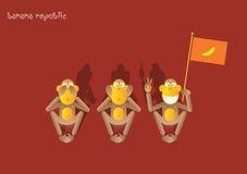 scimmia 2-the terzo Fotografie Stock Libere da Diritti