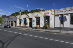 Scinde Building in Napier Stock Image