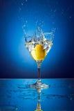 Scintille di acqua Fotografia Stock