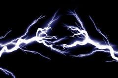 Scintille elettriche Fotografia Stock