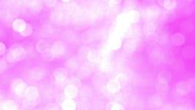 Scintille rosa-chiaro vaghe illustrazione di stock