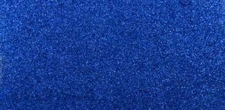 Scintillement bleu Images libres de droits