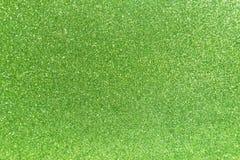 Scintillement de vert vert Photo libre de droits