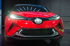 Scion C-HR Concept Royalty Free Stock Images