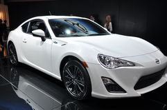 Scion FR-S Royalty Free Stock Photo