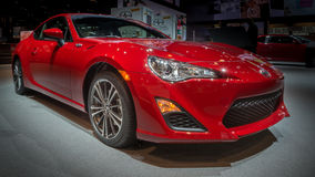 Scion 2014 FR-S Photo stock