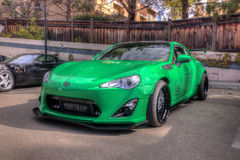 2014 Scion FR-S Royalty Free Stock Photography
