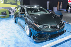 Scion IM customized Royalty Free Stock Images