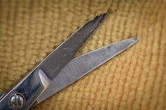 Scissor подсказки открытые Стоковое Фото