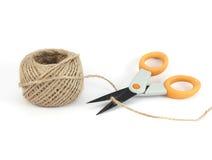 scissor шнур Стоковые Фотографии RF