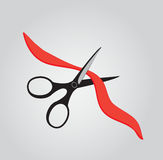 scissor Fotos de Stock Royalty Free