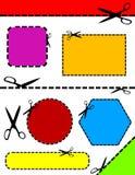 Scissor ilustração do vetor