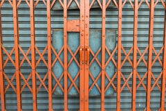 Scissor Gate Royalty Free Stock Photo