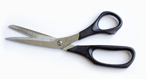 Scissor Isolated. On white background Royalty Free Stock Photos