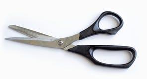 Scissor isolerat Royaltyfria Foton