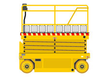 Scissor lift Royalty Free Stock Photos