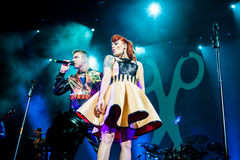 Scissor Sisters Stock Photography