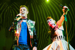 Scissor Sisters Stock Photos