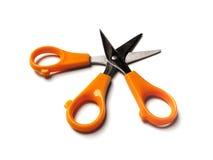 scissors уникально Стоковое Изображение