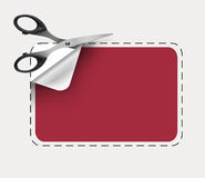 Scissors Royalty Free Stock Photos