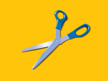 Scissors. A pair of scissors royalty free illustration